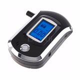Alcoholimetro Digital Con Pantalla Lcd - At 6000 Lince