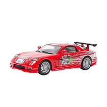 1993 Mazda Rx-7 Rojo Rápido Y Furioso The Movie (2001) 1/43