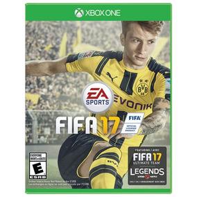Fifa 17 Xbox One Fisico Nuevo Y Sellado
