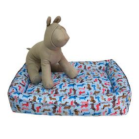 Cama Bark Staff Para Cães E Gatos Clássica Dog - Tamanho 3