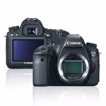 Camera Canon Eos 6d (corpo) +cartão 32gb Nfe E Garantia