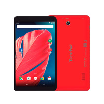 Tablet 716 7 Android 5.1 16gb Alm Quad Core Roja Techpad