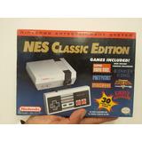 Consola Nes Classic Edition Nueva