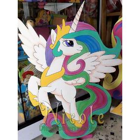 Figuras My Little Pony 120cm Madera Mdf 3mm Fiesta Infantil