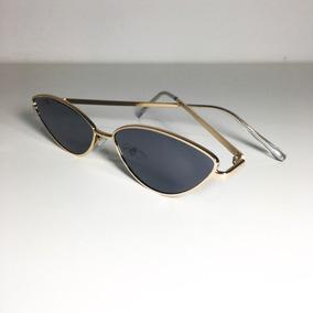 Oculos De Sol Gatinho Retro - Óculos no Mercado Livre Brasil ef111554f8