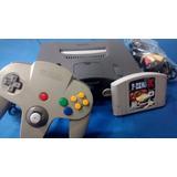Nintendo 64 Ofrecemos Garantía Somos Tienda Fisica N64