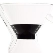 Able Brewing Tapa Calor Negro Por Chemex Cafetera Adapta A 3
