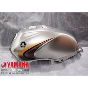 Tanque De Combustível Prata Ybr 125 Original Yamaha