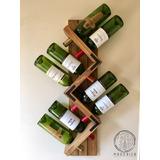 Cava De Madera Para Vinos - Botellero