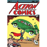 Actions Cómics Vol 1-cómics Digitales-español