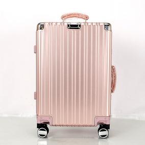 Maleta Ejecutiva Carry-on De Lujo 100% Aluminio En 3 Colores