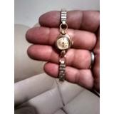 Reloj Antiguo Alemán De Cuerda Para Dama Marca Telos
