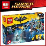 Batman Super Heroes Lego Alterno Robot Hielo Congelamiento F