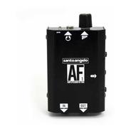 Amplificador De Fones  Santo Angelo Af1 Preto
