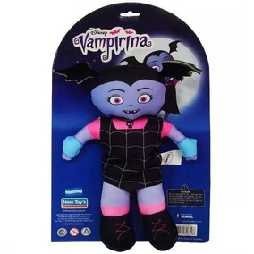 Muñeca Soft Vampirina Disney Original New Toys 25 Cm