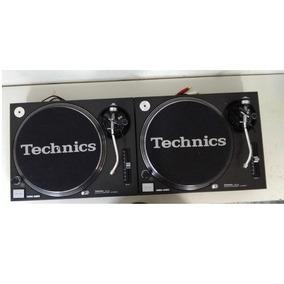 Par Toca Discos Technics Sl1200 Mk2