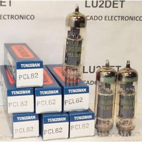 Valvulas Electronicas Pcl82 16a8 Nos Nib Tungsram