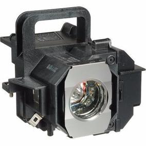 Lâmpada P/ Projetor Epson Elplp49 V13h010l49 Powerlite S18+