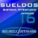 Módulo Liquidación De Sueldos - Sistema Myestudio 16.0