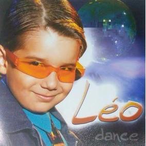 Cd Léo - Dance Garoto Programa Raul Gil Raro Usado Leo Dance