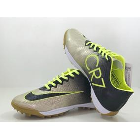 Chuteira Society Infantil E Adulto Nike Mercurial - Top