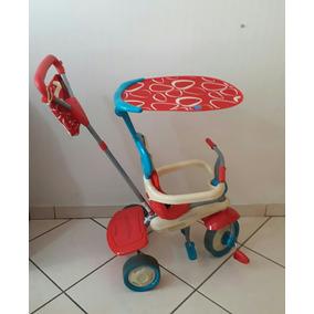 Triciclo De Passeio Bebê Infantil Smarttrike Carrinho Bebê