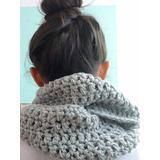 Cuellos Dobles Tejidos A Crochet