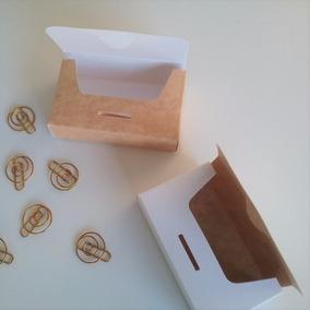 Caja De Cartulina Para Tarjetas Personales 10 X 6 X 3
