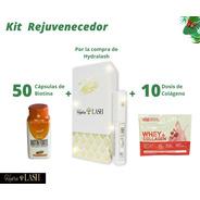 Kit Hydralash +biotina+collagen