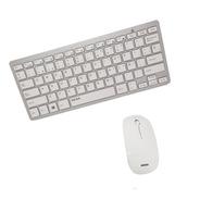 Kit Mini Teclado + Mouse Inalámbrico 2.4g  Seisa Notebook
