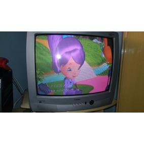 Tv 20 Semp Toshiba, Tubo, Excenle Estado E Imagem.