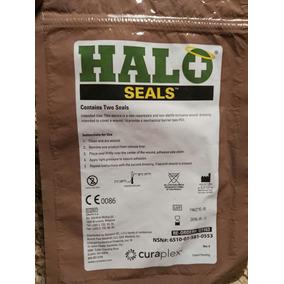 Paramédicos, Sellos De Torax Halo Seal Paq. Con 2 Sellos.