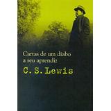 Cartas De Um Diabo A Seu Aprendiz Livro C. S. Lewis