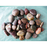 Piedras Decorativas Tonos Tierra. Unica Bolsa