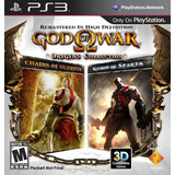 God Of War Origins Collection Ps3 Español Nuevo