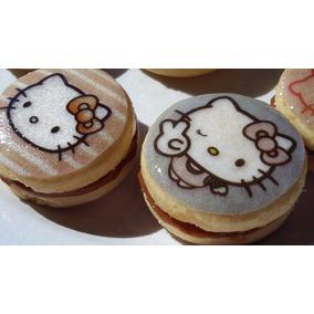 Lamina Comestible Galletitas Cupcakes Cookies Tortas Kitty