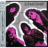 Vinilo Starship - No Protection Edición Japonesa + Obi