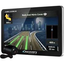 Gps Automotivo Cam Ré 7.0 Aquarius Tv Digital + Alerta Radar