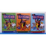Kit Dvd Antigo Desenho Animado Batfino Vol. 1,2,3 - Original