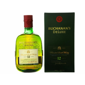 Whisky Buchanans Deluxe 1 Litro -original-