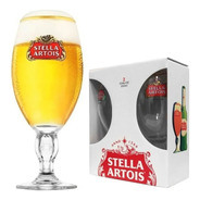 Copas Stella Artois X330cc Pack Caja X 2 Unidades Silmar