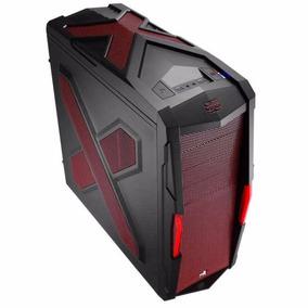 Gabinete Aerocool Strike-x Xtreme Devil Red
