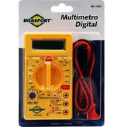 Multímetro Digital Portátil Brasfort
