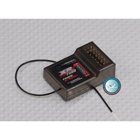 Receptor Rx Turnigy Xr7000 Radio 4x Ou 6x - 7 Canais