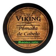Pomada Modeladora De Cabelo Com Cera De Abelha Viking
