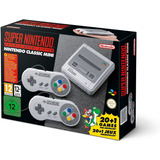 Consola Nintendo Snes Mini (super Nintendo) Nuevas (eu)