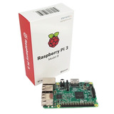 Raspberry Pi 3 Modelo B Element14