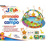 Gimnasio Bebe Dia De Campo Jem Bee Toys