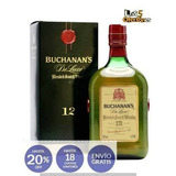 Whisky Buchanans Deluxes 12 Años X 750 Ml