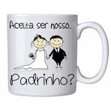 Caneca Personalizada Convite Casamento